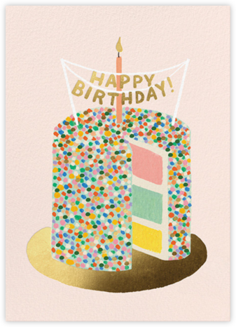 Layer Cake - Rifle Paper Co. - Online Cards