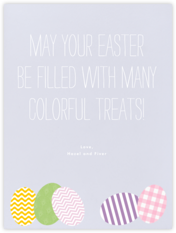 Easter Eggs - Paperless Post - Easter Cards