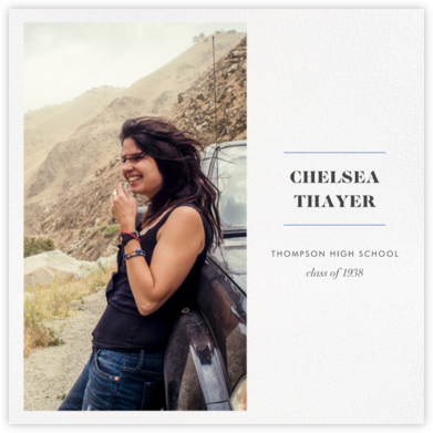 Split Square - Paperless Post - Online College Graduation Announcements