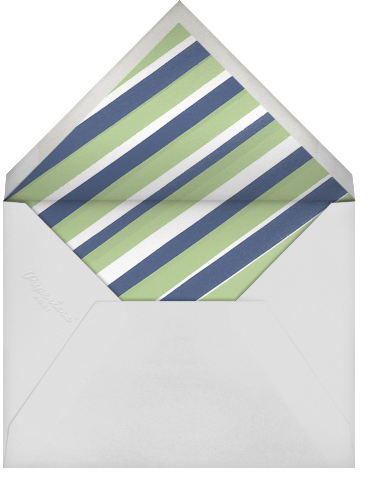 Game Plan - Paperless Post - Envelope