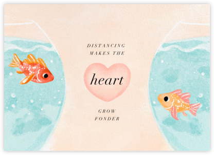 Fish Love - Paperless Post -