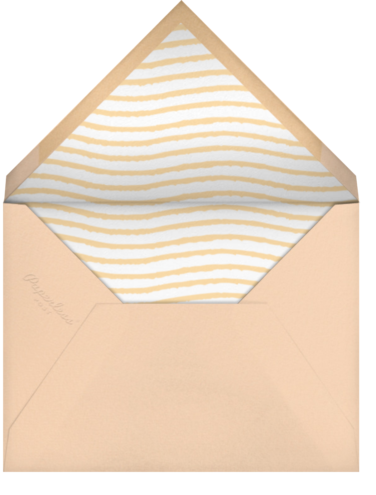 Fish Love - Paperless Post - Thinking of you - envelope back