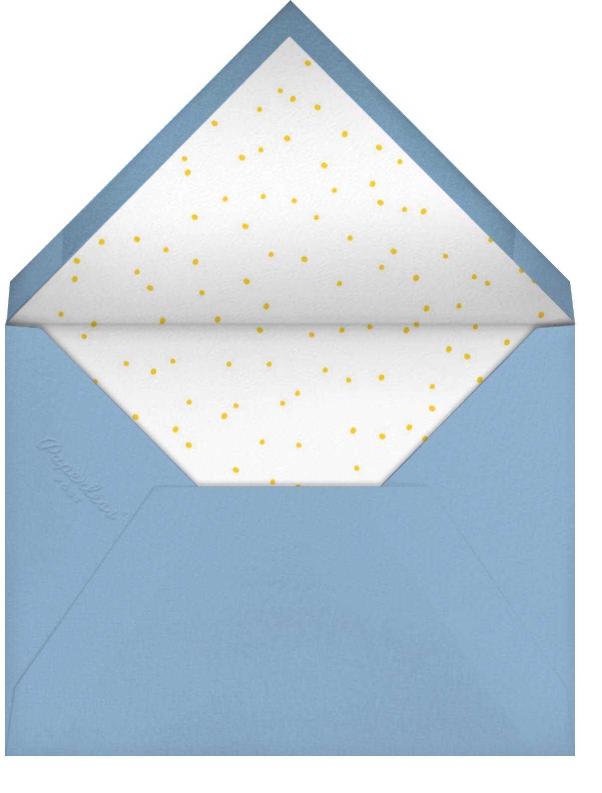 Pick-me-up - Little Cube - Thinking of you - envelope back