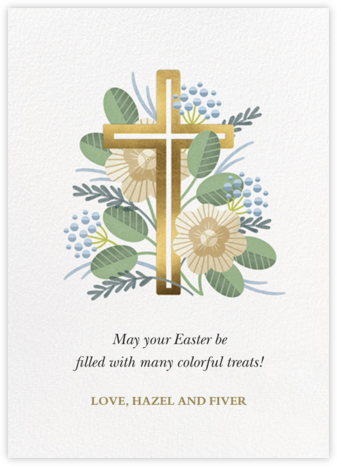 Palm Sunday - Paperless Post - Easter Cards