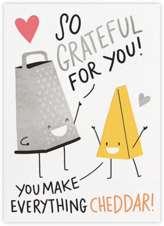 We Go Together - Hello!Lucky - Just Because Cards