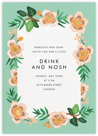 Marguerite Floral - Rifle Paper Co. - Summer Party Invitations