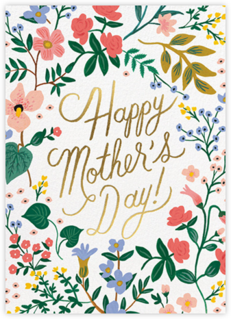 Wildwood Mother's Day - Rifle Paper Co. -