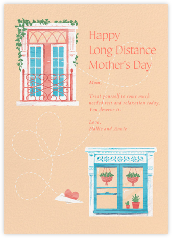 Together In Spirit - Paperless Post - Mother's Day Cards