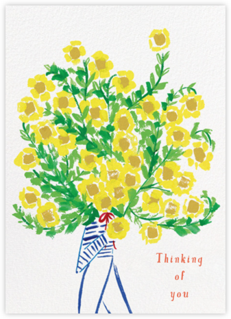 Flower You? - Mr. Boddington's Studio - Online Greeting Cards