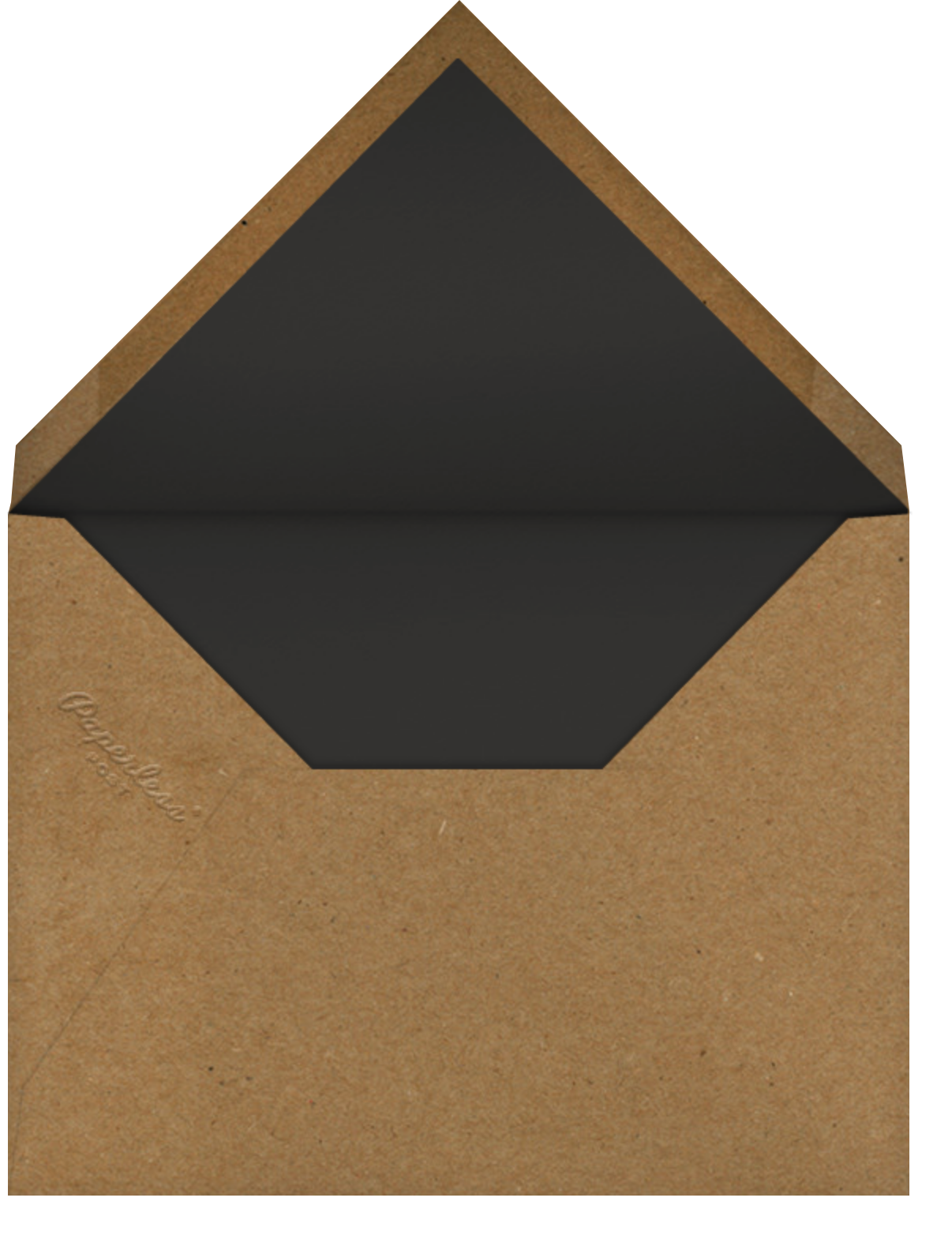 Aubette - Gold - Paperless Post - Professional events - envelope back