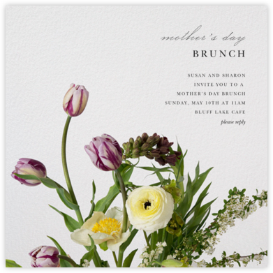 Eyrignac - Putnam & Putnam - Online Mother's Day invitations