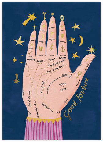 Reaching Out - Bodil Jane - Red Cap Cards -