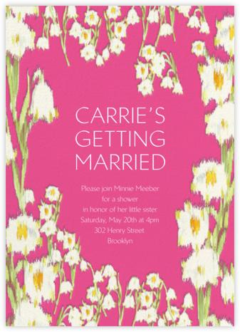 Garden Lilies - Pink - Carolina Herrera -