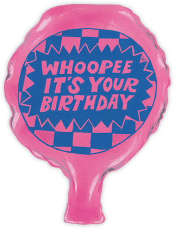 Whoopee (Krista Perry) - Red Cap Cards -