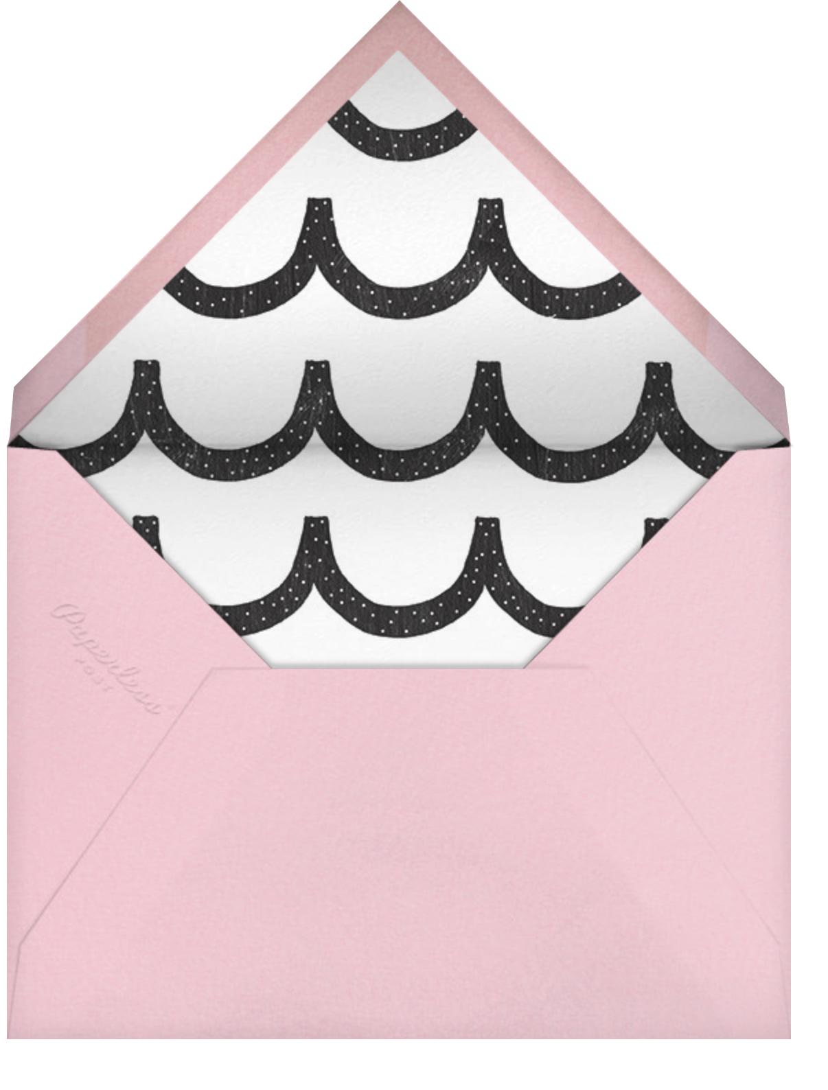 Falling Stars - Heath - Ashley G - Birthday - envelope back