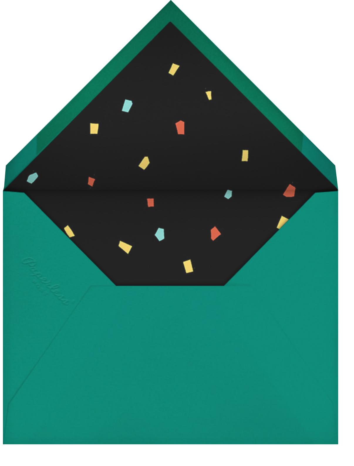 Snapshot - Single Sided - Paperless Post - Birthday - envelope back