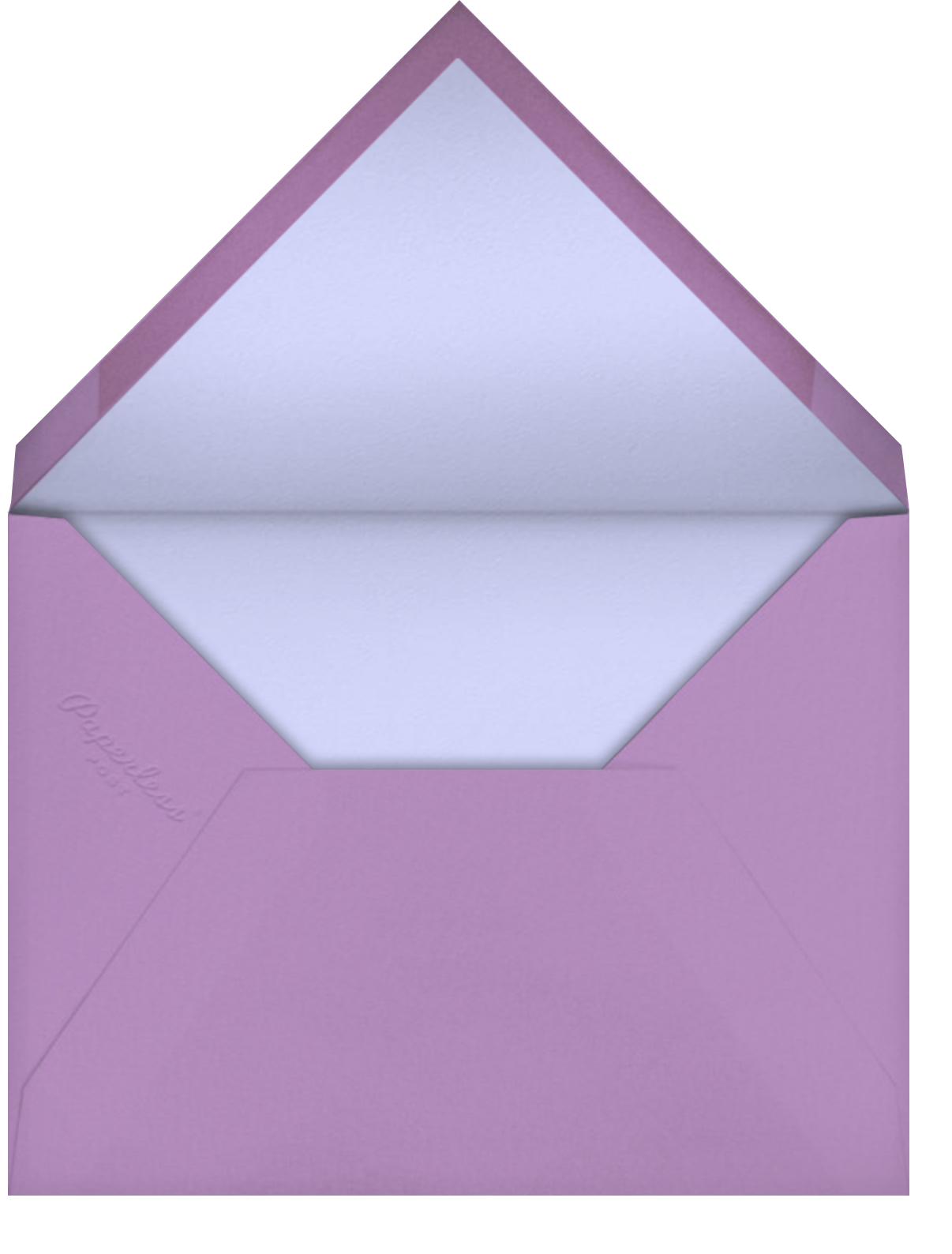 Say Her Name - Paperless Post - Envelope