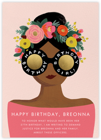 Queen for a Day - Rifle Paper Co. - Birthday Cards