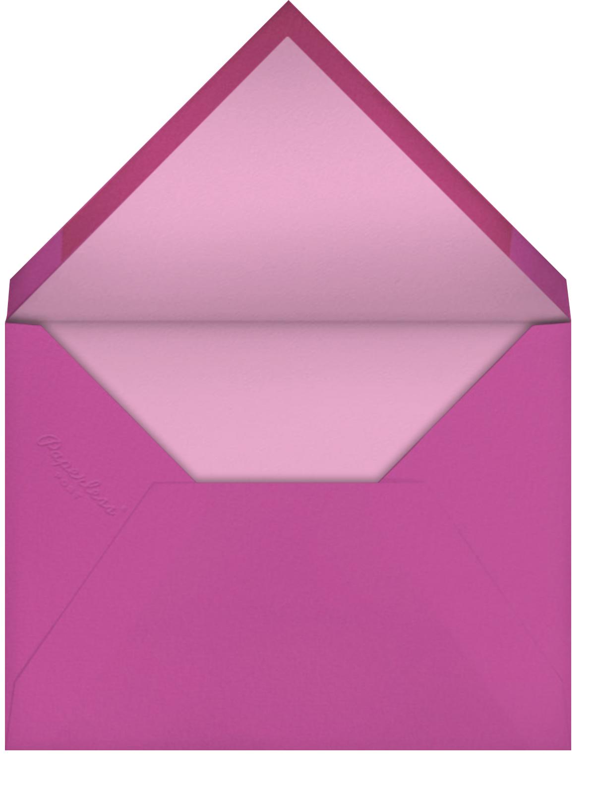 Open Blooms - Anthropologie - Envelope