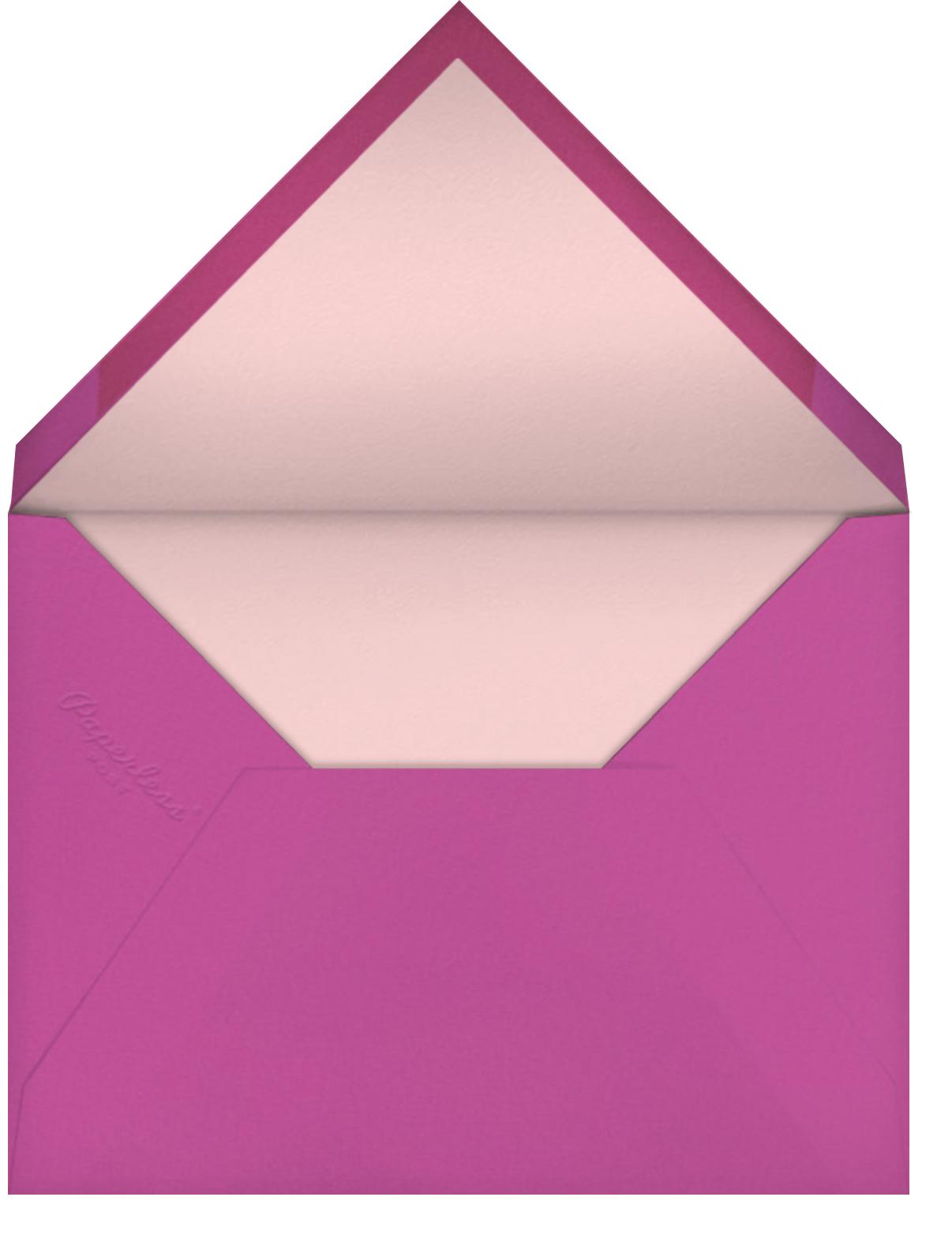 Rainbow Canyon - Anthropologie - Envelope