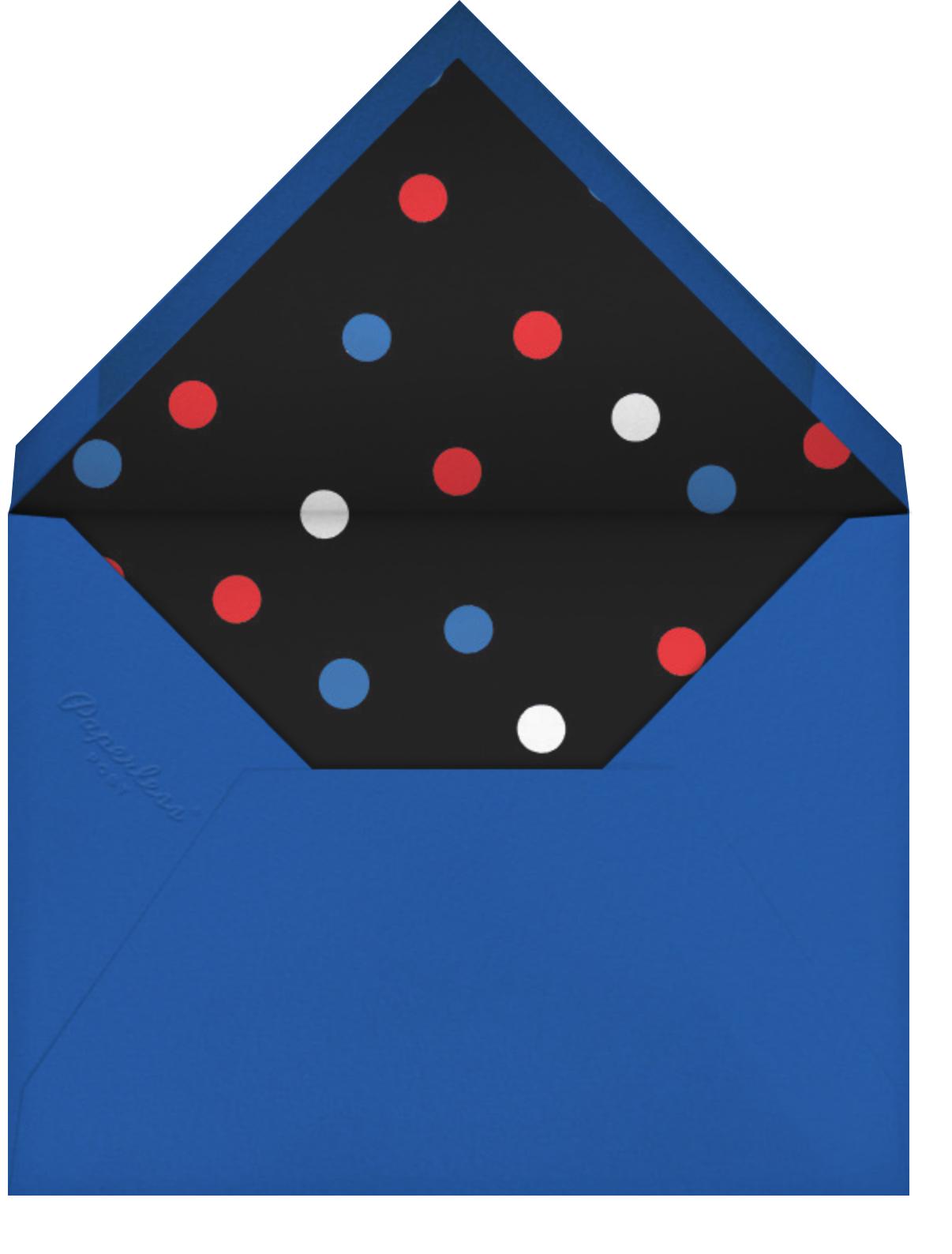 Big Boom - Paperless Post - Summer Favorites - envelope back