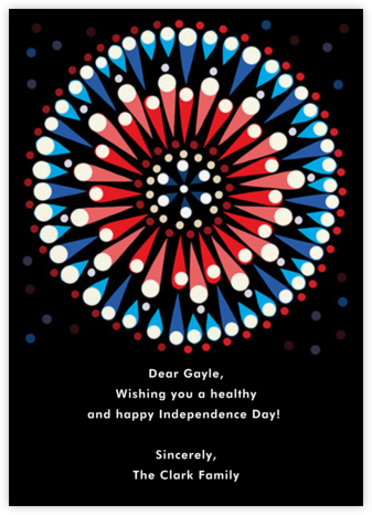 Big Boom - Paperless Post - 4th of July cards