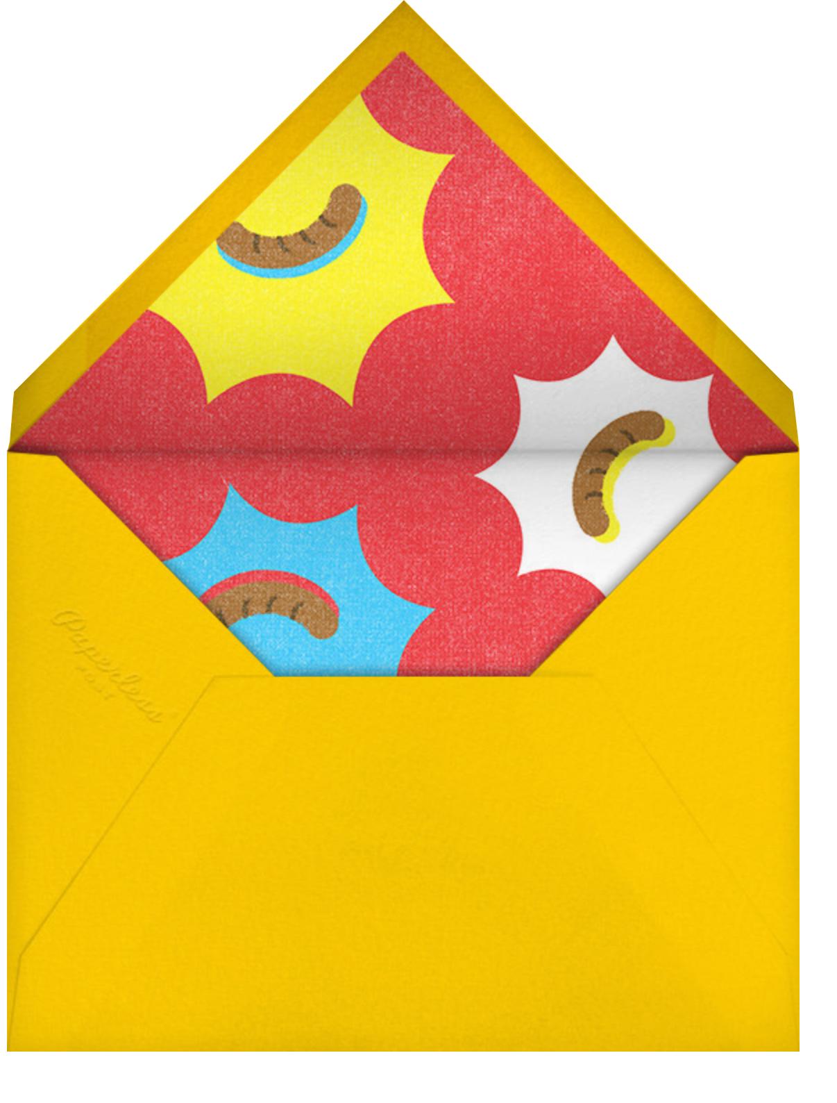 Skewer Invited - Paperless Post - 4th of July - envelope back