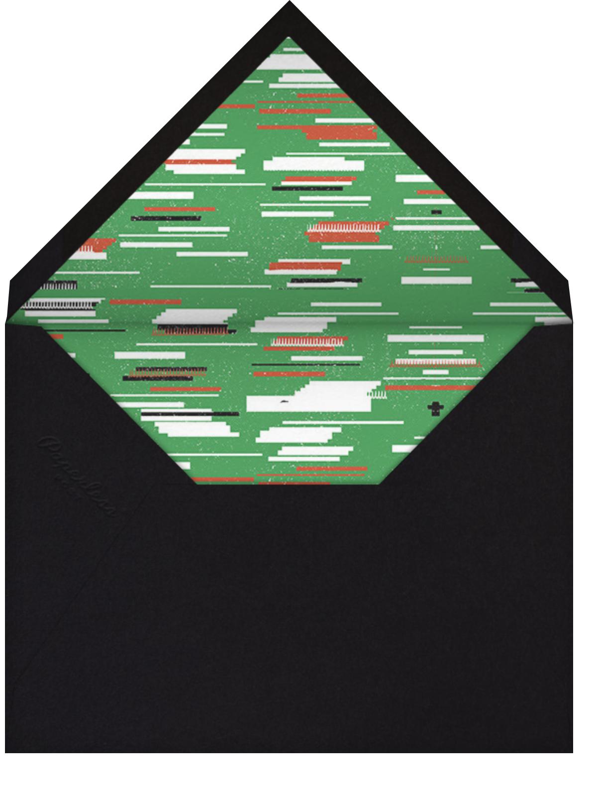 Boubou - Paperless Post - Envelope