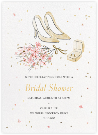 Something Bridal - Paperless Post - Bridal shower invitations