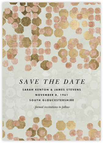 Hex - Kelly Wearstler - Save the dates