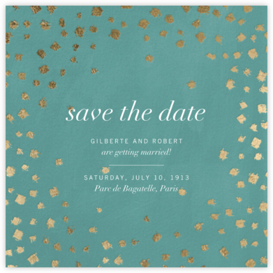 Divot - Amazon - Kelly Wearstler - Save the dates