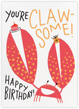 Claw-Some - Hello!Lucky - Birthday