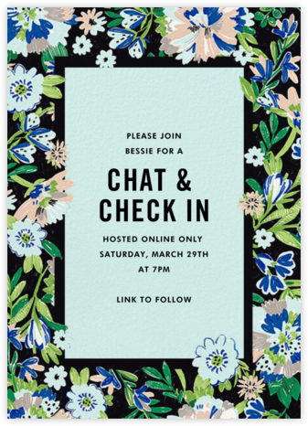 Garden Glory - kate spade new york - Virtual Parties