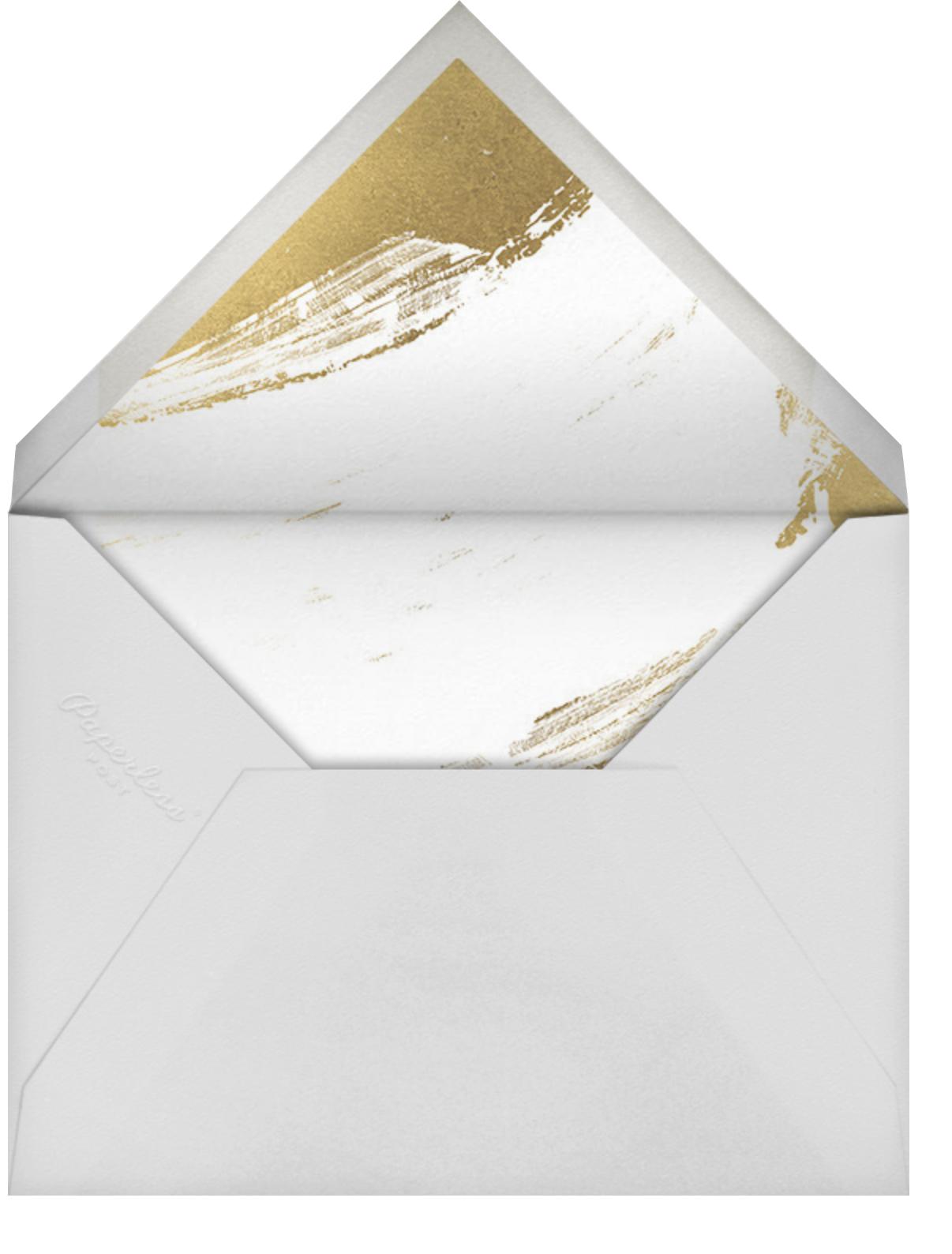 Pintura (Invitation) - Paperless Post - Virtual wedding - envelope back