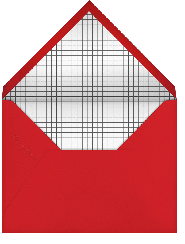 Kitchen Shower - Paperless Post - Taste Buds Kitchen - Adults - envelope back