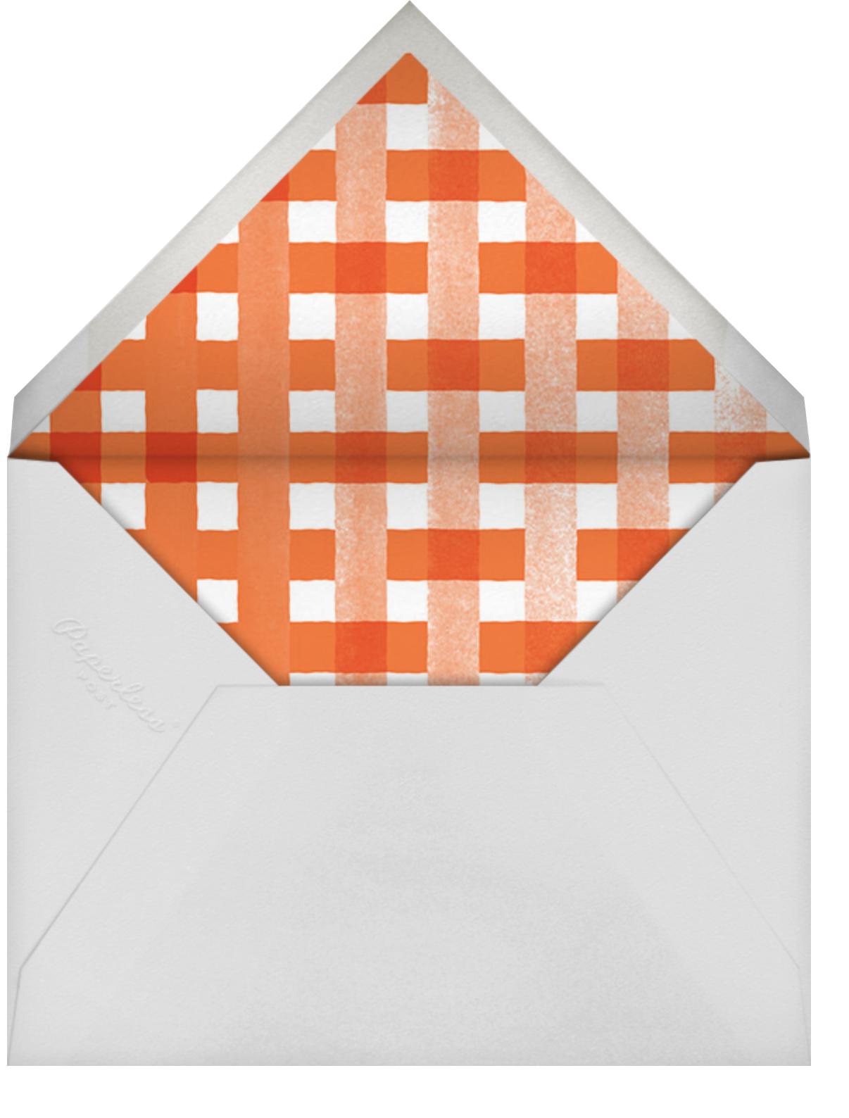 Bagel Brunch - Paperless Post - Brunch - envelope back