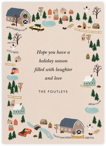 Holiday Tree Farm - Rifle Paper Co. -