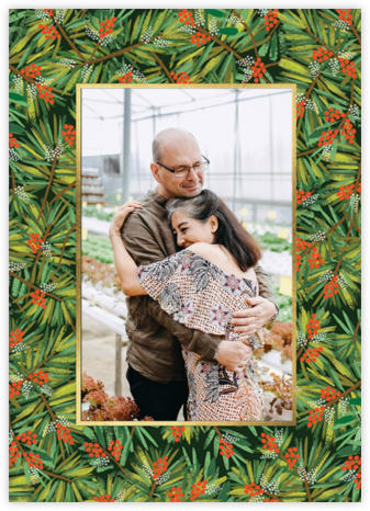 Pine Photo - Rifle Paper Co. - Holiday Cards