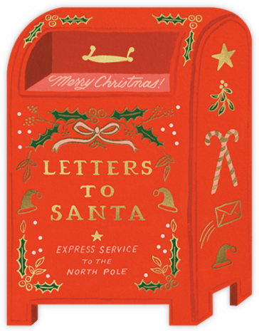 Letters to Santa - Rifle Paper Co. -