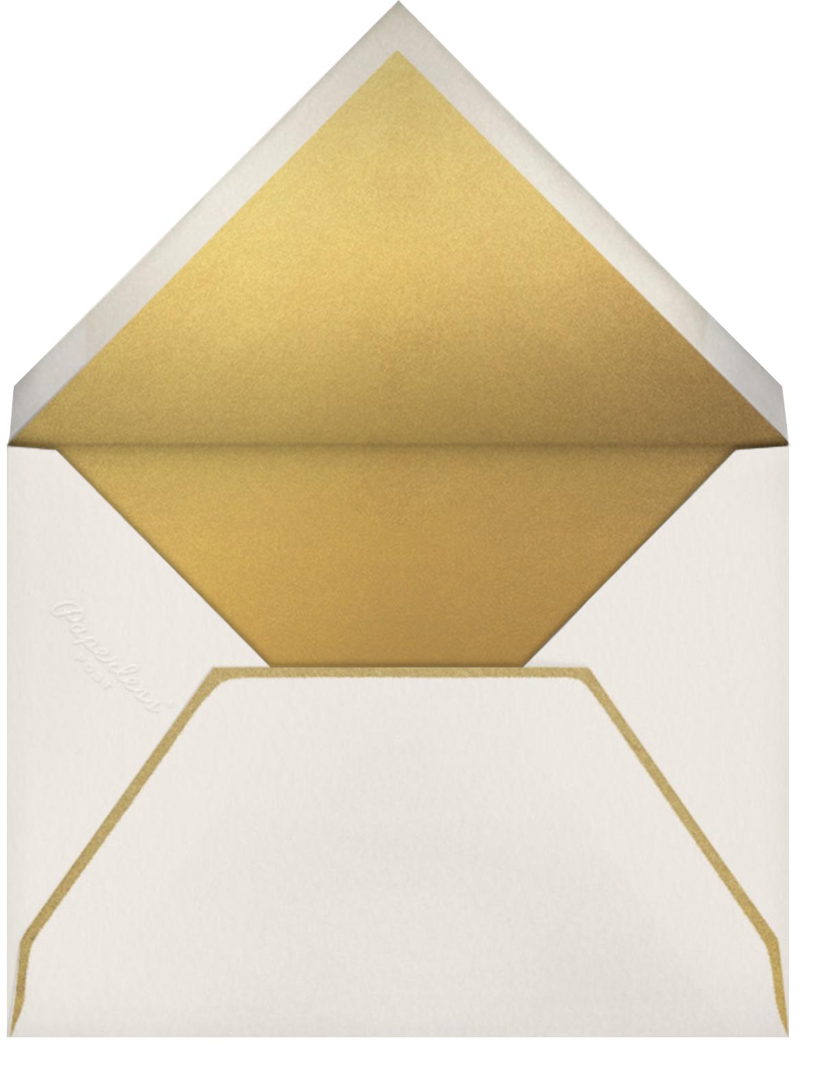 Shofar - Paperless Post - Envelope