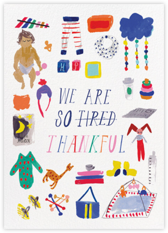 We Are So Tired - Medium - Mr. Boddington's Studio -