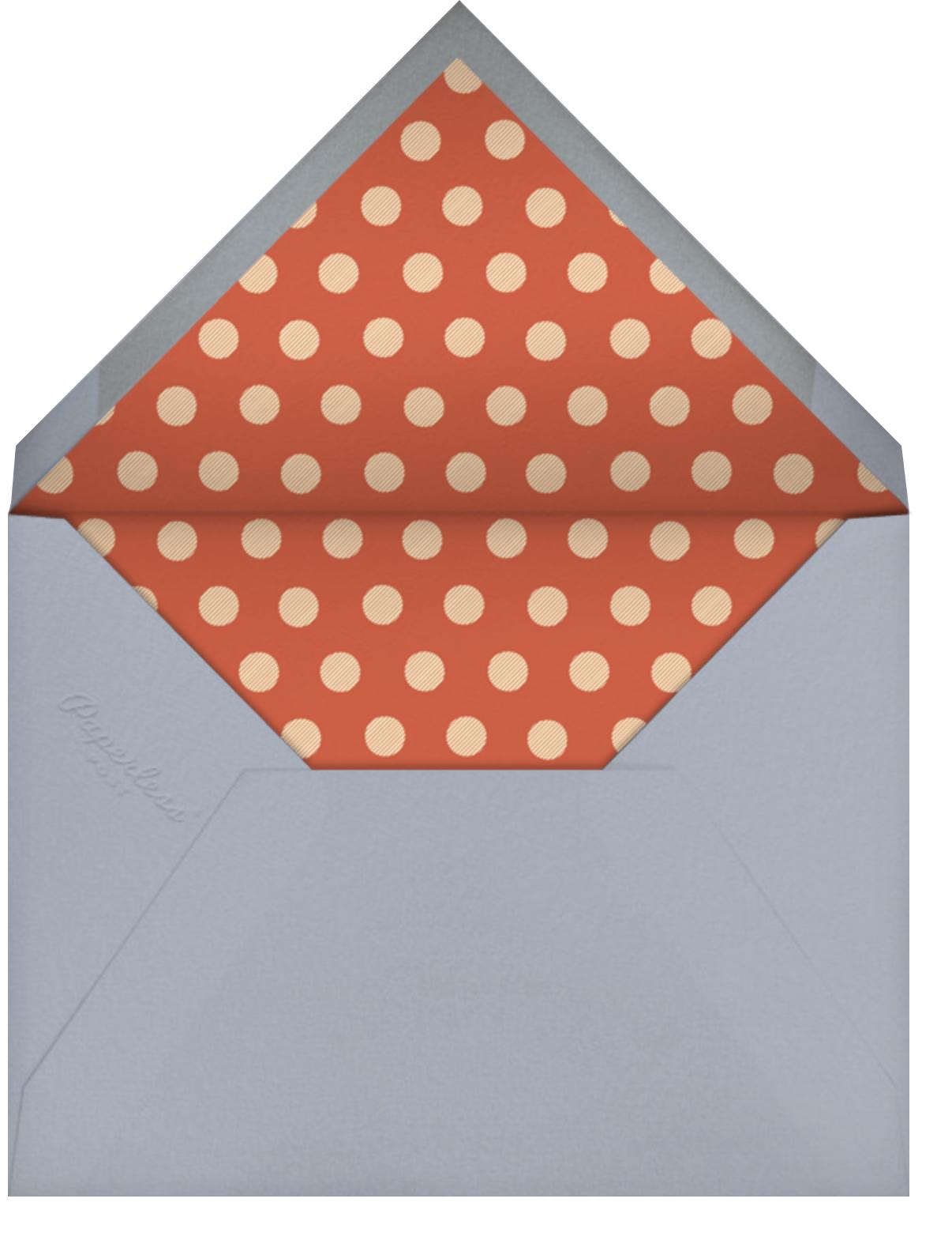 Glyptotek - Prep - Paperless Post - 4th of July - envelope back
