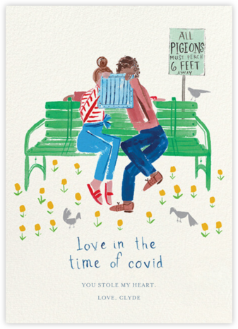Bench Buds - Mr. Boddington's Studio - Love Cards