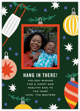 Hang Time - Cheree Berry - Holiday Cards