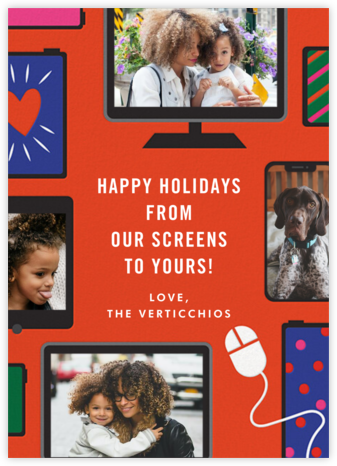 Digital Love - Cheree Berry - Holiday Cards