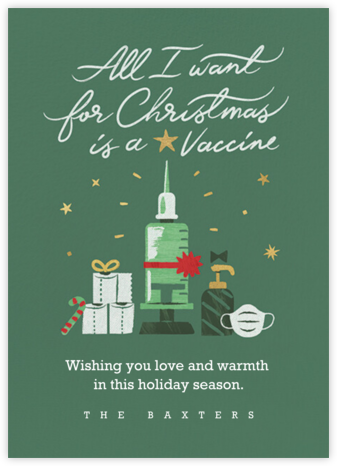 Christmas Wish - Paperless Post - Holiday Cards