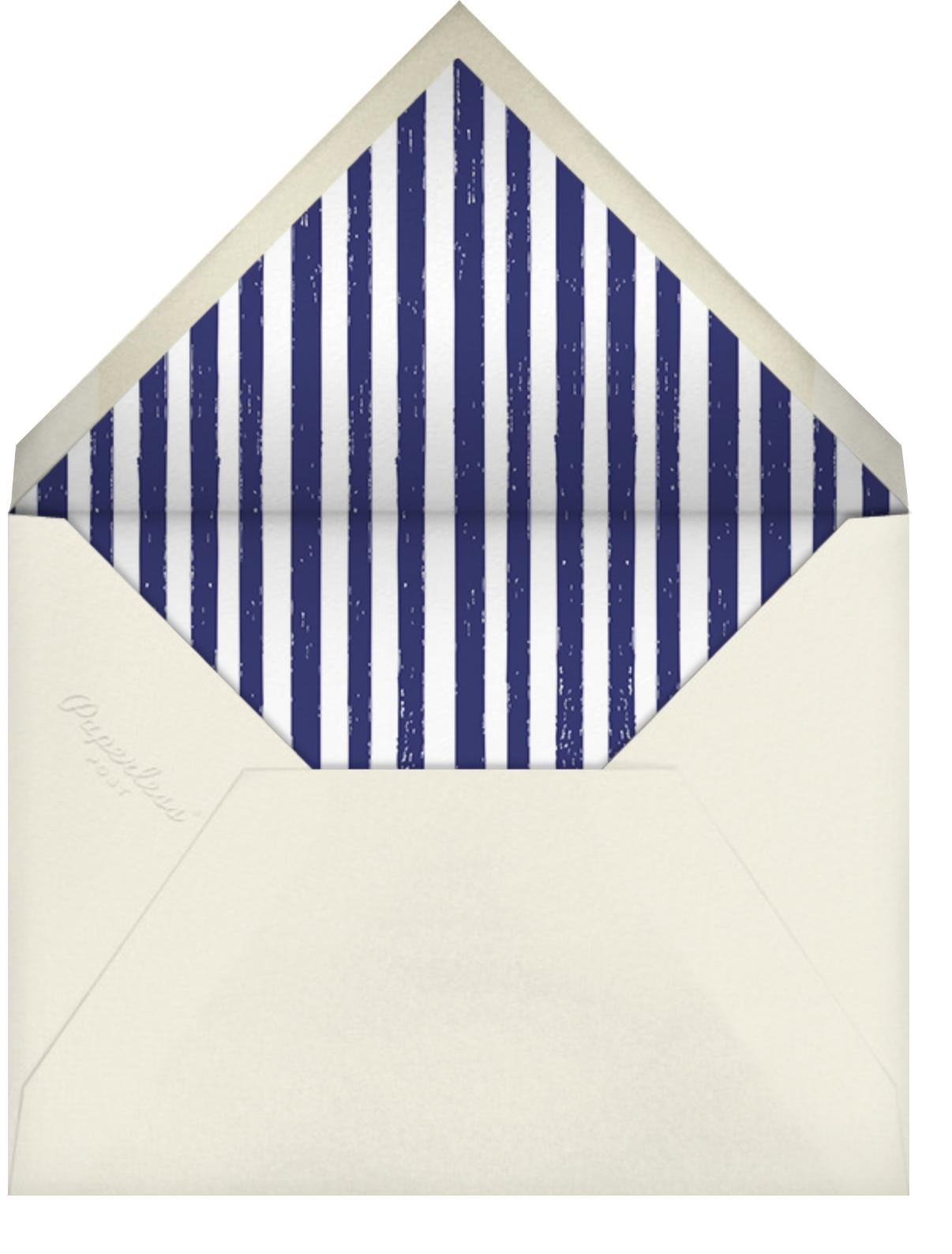 Doctor's Orders - Mr. Boddington's Studio - Thank you - envelope back