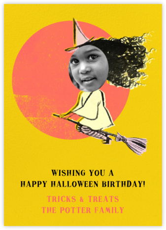 Be Witched - Paperless Post - Greetings