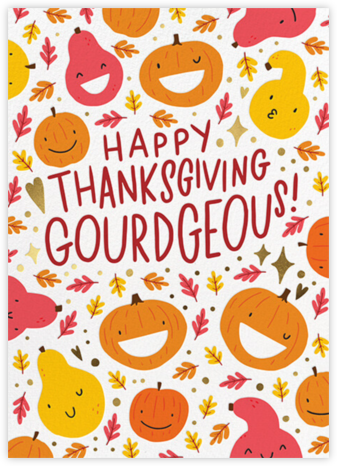 Gourdgeous - Hello!Lucky -