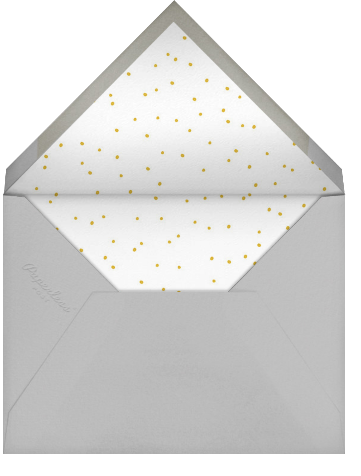 Baby Doodle - Hello!Lucky - Virtual parties - envelope back